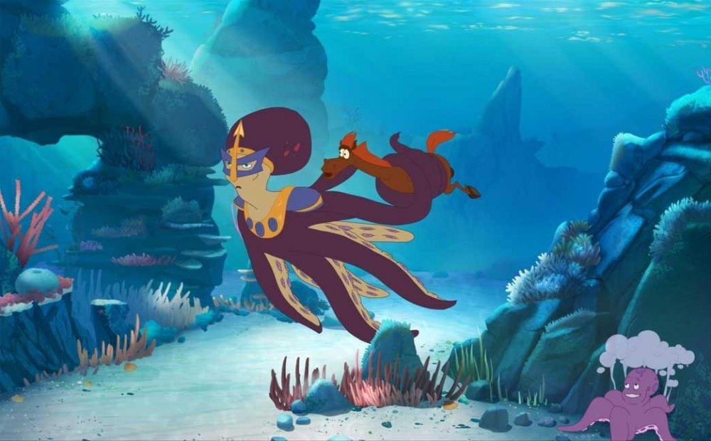 Три богатыря на дальних берегах смотреть онлайн, 2012 - Filmix
