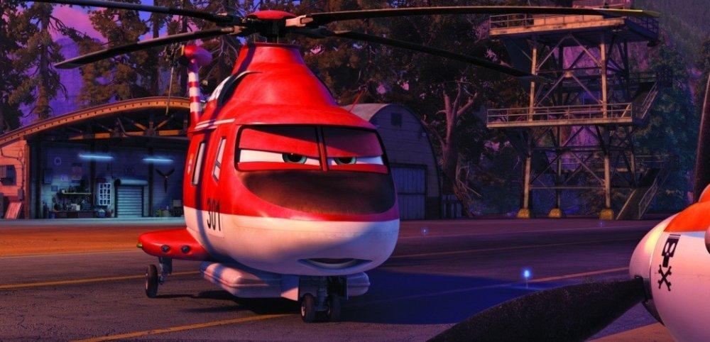 Самолеты: Огонь и вода 2014 смотреть онлайн бесплатно в HD
