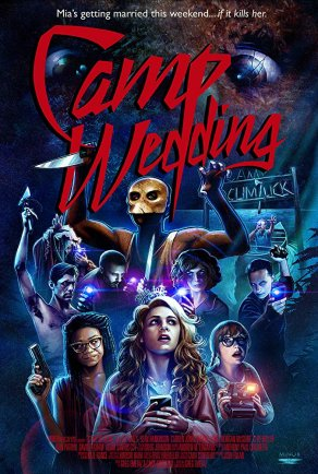 Camp Wedding (2019) Постер
