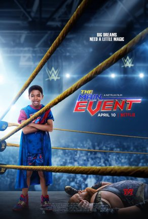 The Main Event (2020) Постер