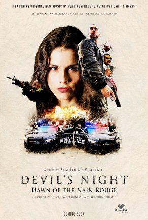 Devil's Night: Dawn of the Nain Rouge (2020) Постер