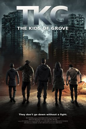 TKG: The Kids of Grove Постер