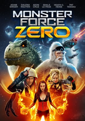 Monster Force Zero Постер