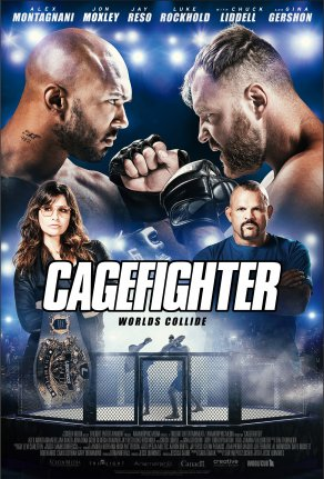Cagefighter: Worlds Collide (2020) Постер