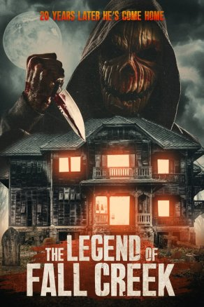 Legend of Fall Creek (2021) Постер