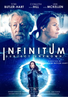 Infinitum: Subject Unknown (2021) Постер